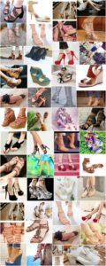 50 Ideas for Bohemian Shoes and High Heels