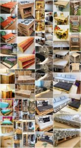 Fresh and Amazing Do It Yourself Pallet Projects