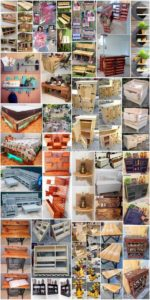 Stunning Wooden Pallet Projects Anyone Can Do