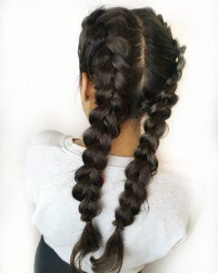 bohemian hairstyles (55)