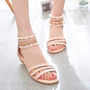 bohemian shoes and heel (3)