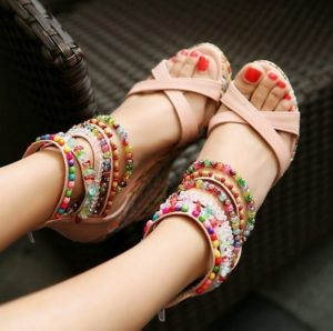 bohemian shoes and heel (5)