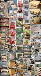 Awesome DIY Wood Pallet Recycling Tips