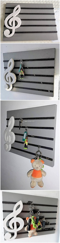 Pallet Key Rack