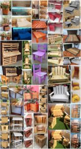 Best and Easy DIY Wood Pallet Projects