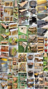 Magical Ideas with Recycled Shipping Pallets