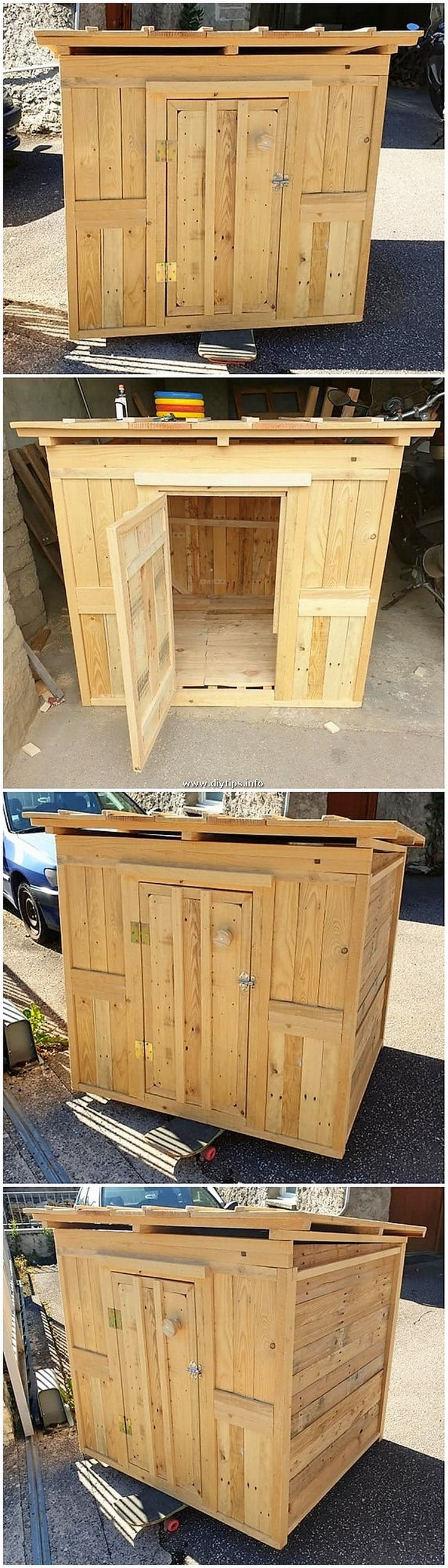 Pallet Mini Cabin or House