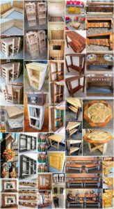 Skillful DIY Ideas with Shipping Wooden Pallets
