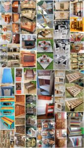 30 Genius Ideas for Shipping Pallet Recycling