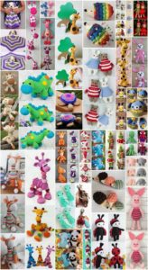 Advanced and Easy Free Amigurumi Patterns