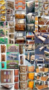 Mind Blowing DIY Shipping Pallet Recycling Ideas