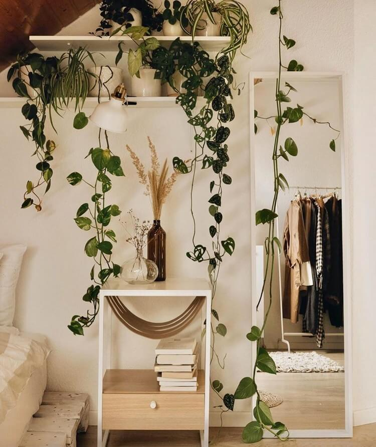 Bohemian Home Interior Design (15)