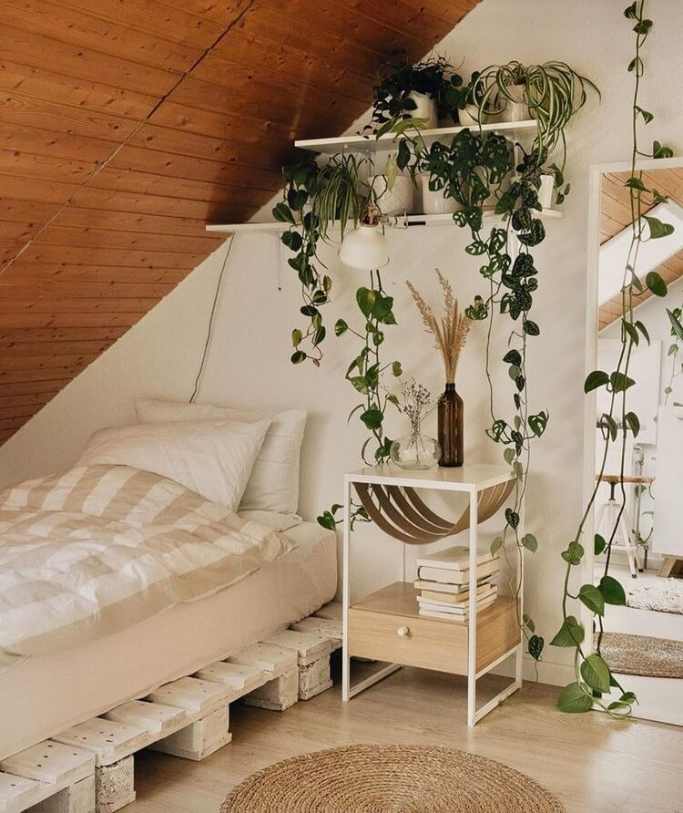 Bohemian Home Interior Design (16)