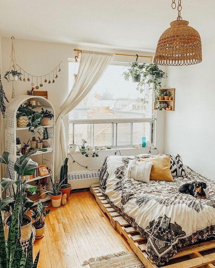 Bohemian Home Interior Design (18)