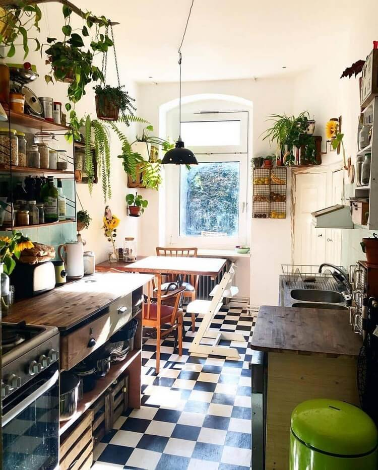 Bohemian Home Interior Design (23)
