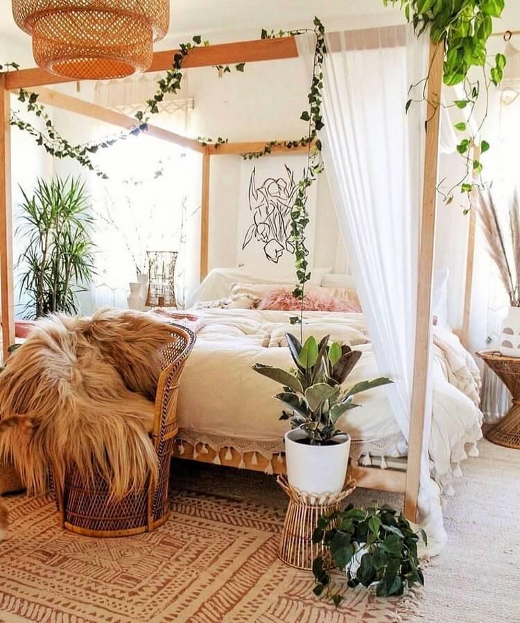 Bohemian Home Interior Design (5)