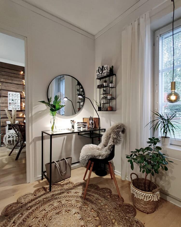 Bohemian Home Interior Design (7)