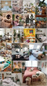 Attractive Bohemian Home Decor Ideas and Designs