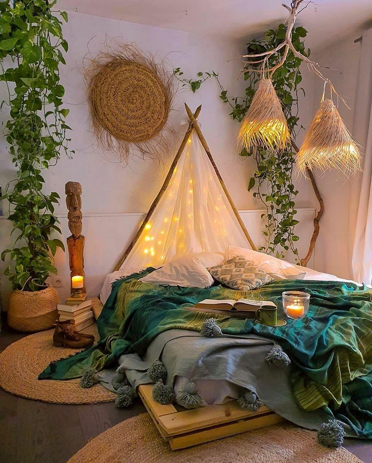 Bohemian Home Decor (19)