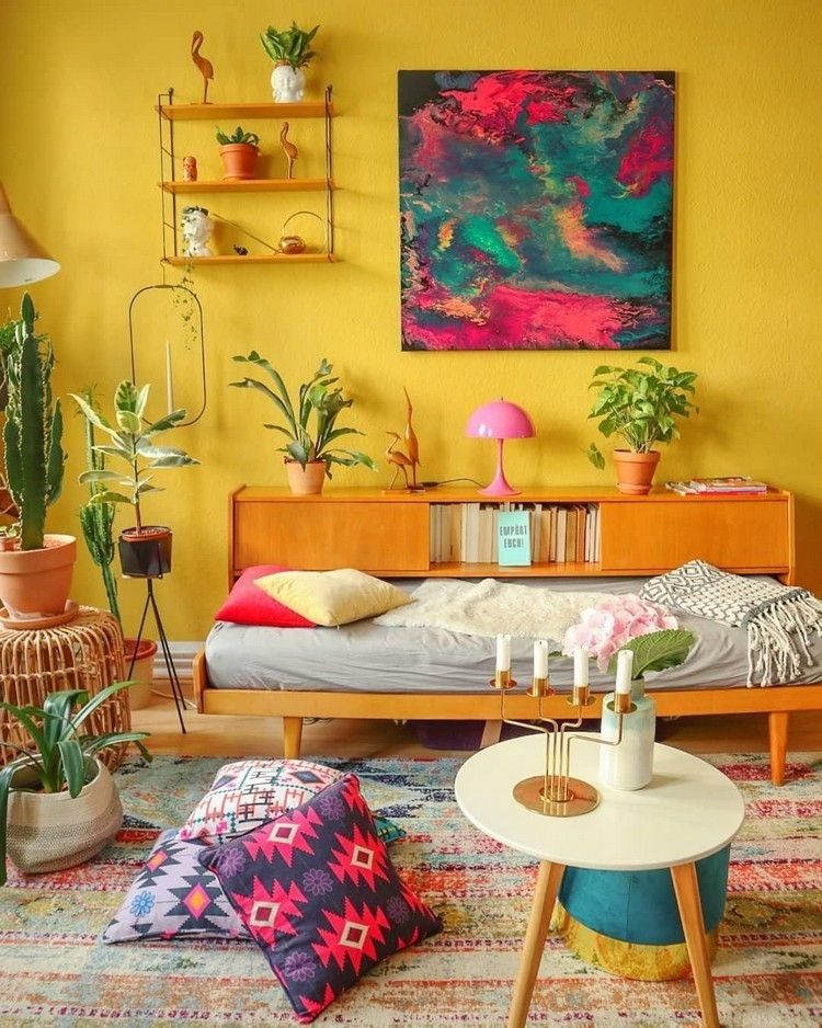 Bohemian Home Decor (20)