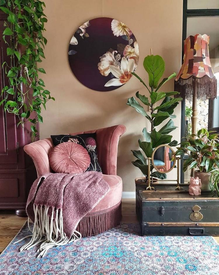 Bohemian Home Decor (7)