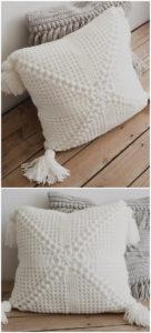 Crochet Pillow Pattern (10)