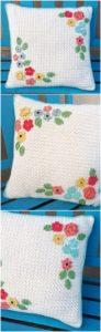 Crochet Pillow Pattern (12)