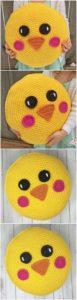Crochet Pillow Pattern (13)