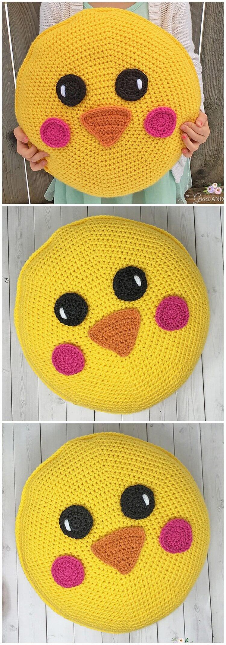 Crochet Pillow Pattern (14)