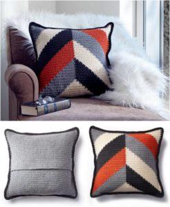 Crochet Pillow Pattern (22)