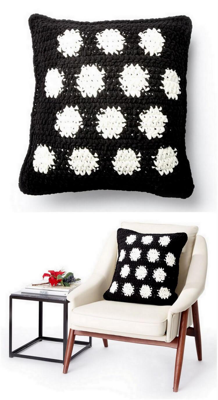 Crochet Pillow Pattern (23)