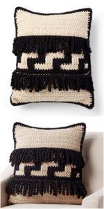 Crochet Pillow Pattern (25)