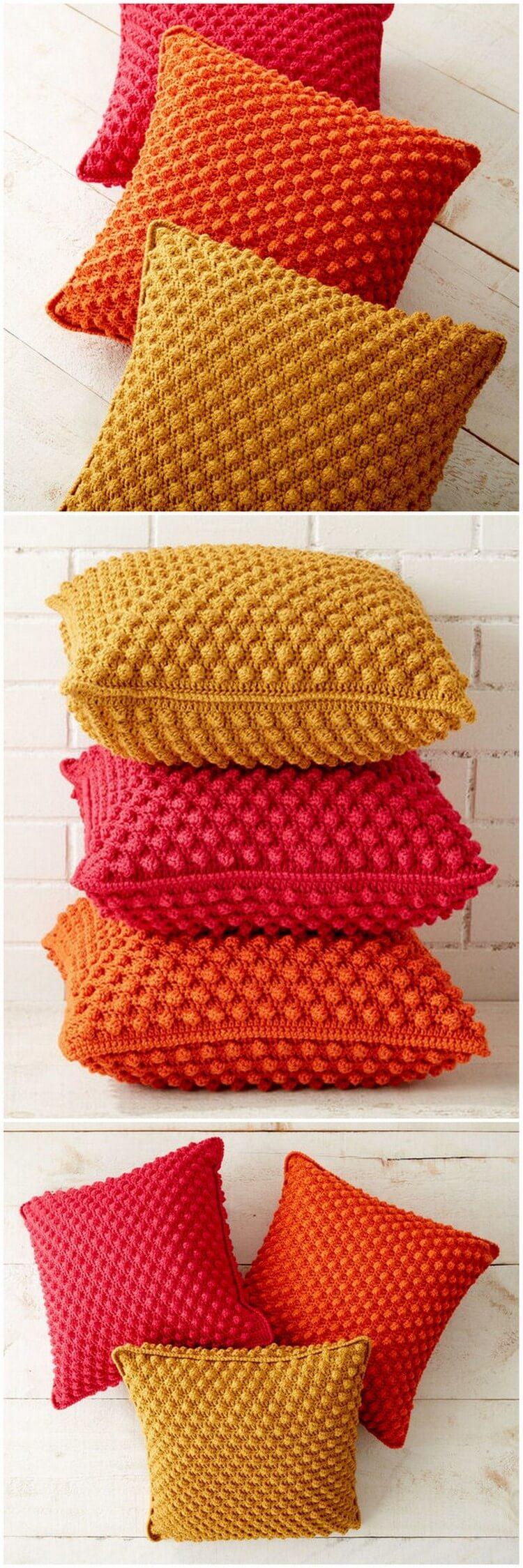 Crochet Pillow Pattern (29)