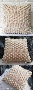 Crochet Pillow Pattern (36)