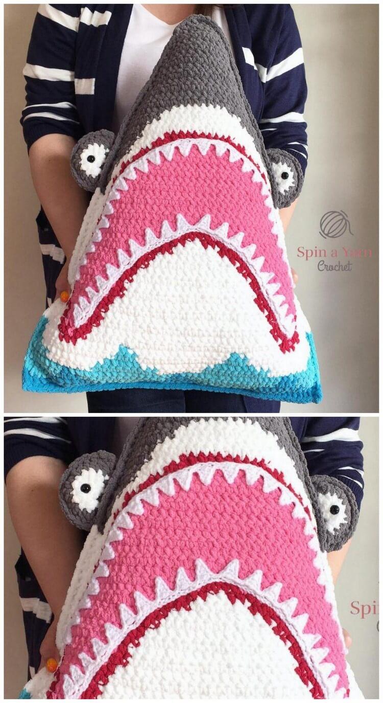 Crochet Pillow Pattern (37)