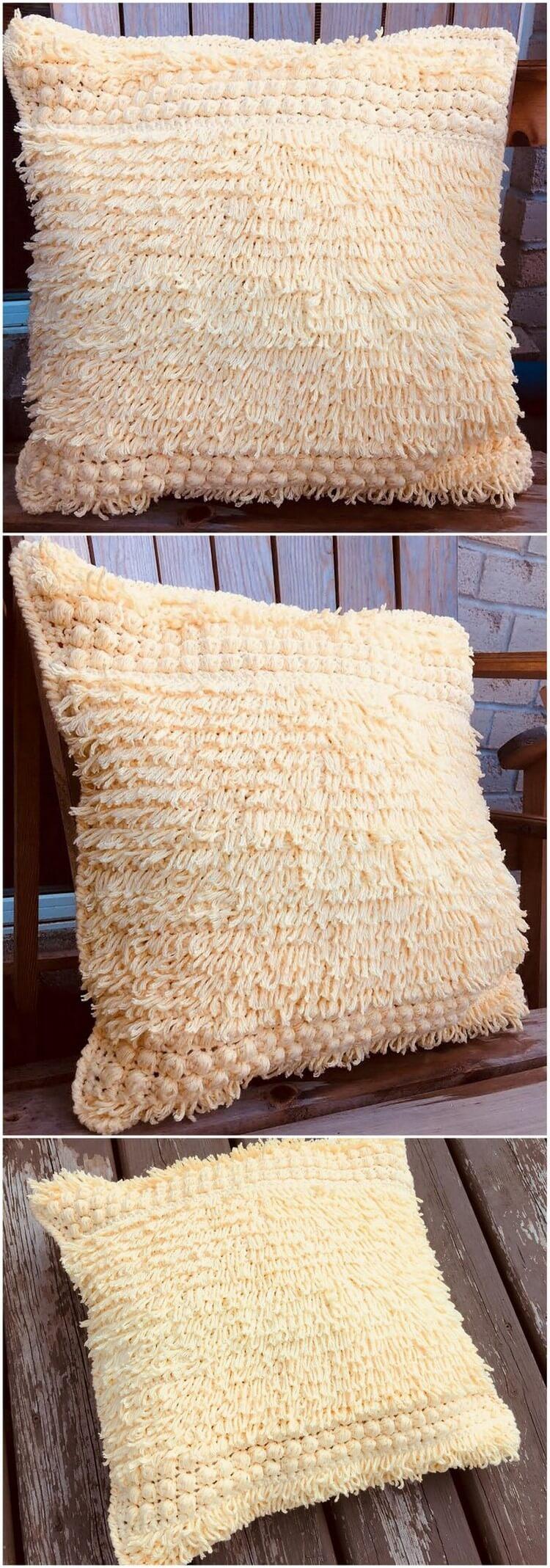 Crochet Pillow Pattern (40)