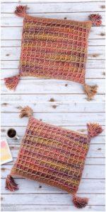Crochet Pillow Pattern (42)