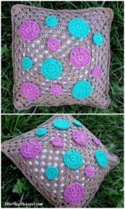Crochet Pillow Pattern (44)