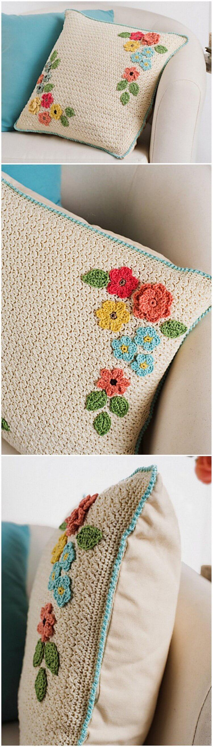 Crochet Pillow Pattern (46)