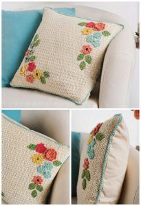 Crochet Pillow Pattern (47)