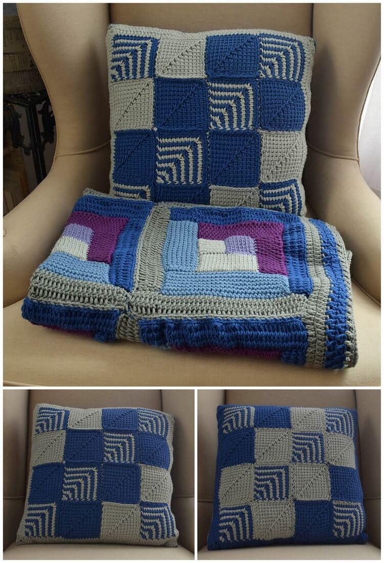Crochet Pillow Pattern (48)