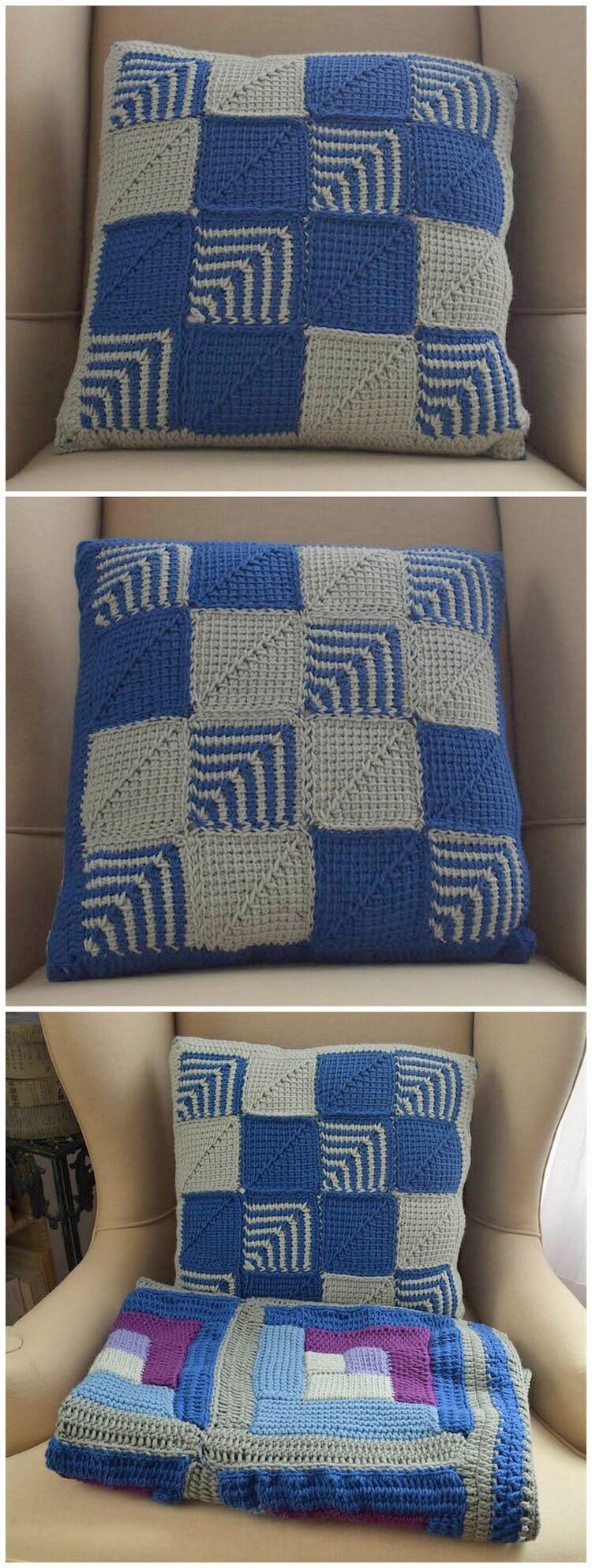 Crochet Pillow Pattern (49)