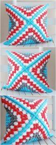 Crochet Pillow Pattern (5)