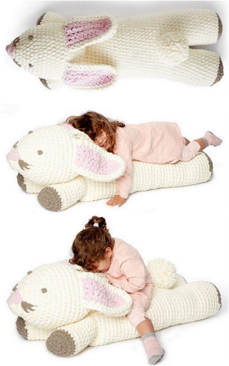 Crochet Pillow Pattern (58)