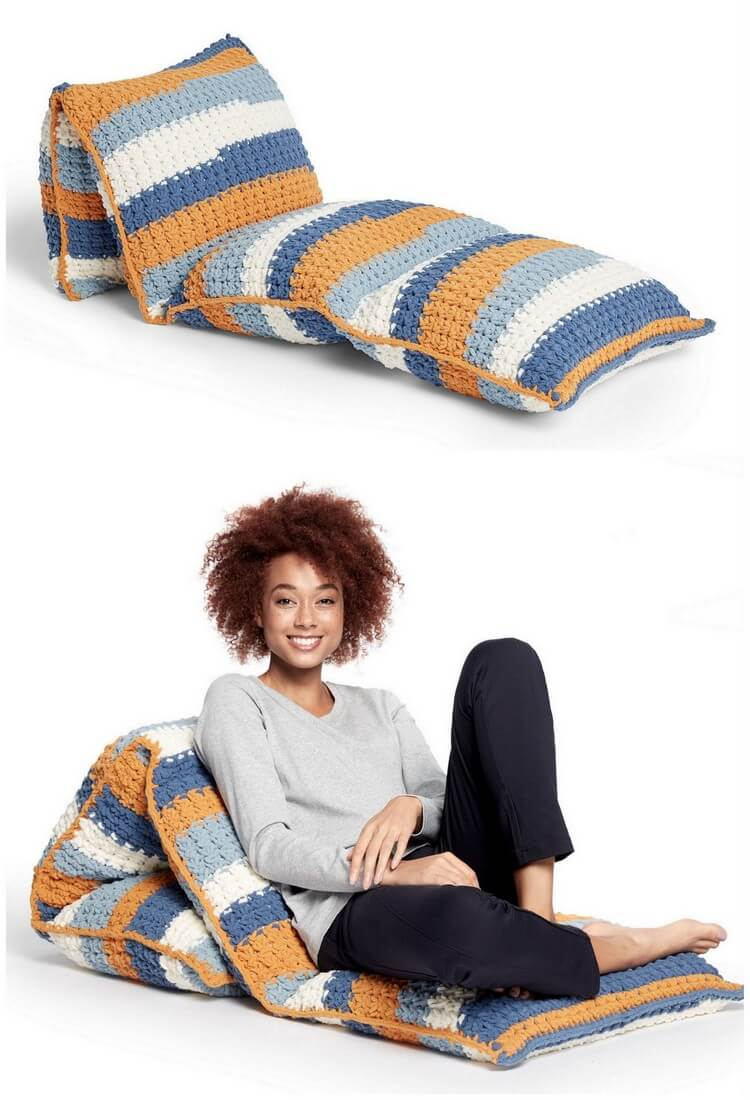 Crochet Pillow Pattern (60)