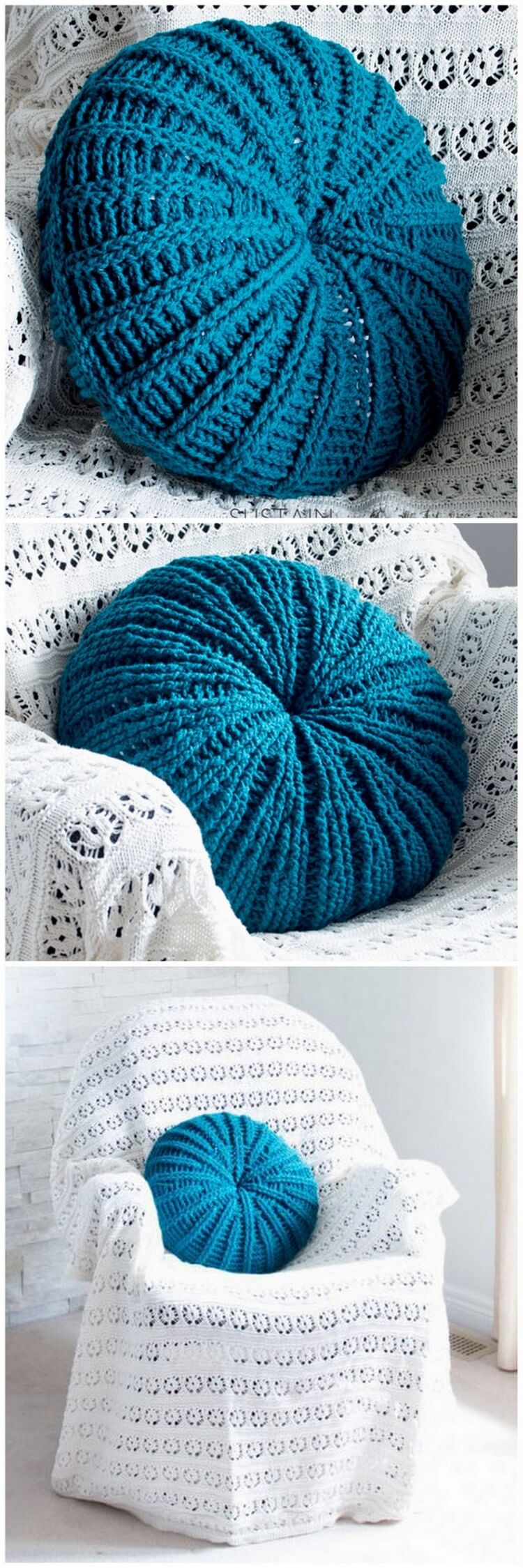Crochet Pillow Pattern (62)