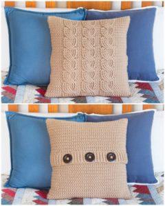 Crochet Pillow Pattern (7)