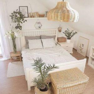 Modern Bohemian Bedroom (1)