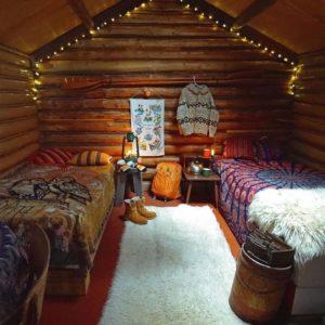 Modern Bohemian Bedroom (25)