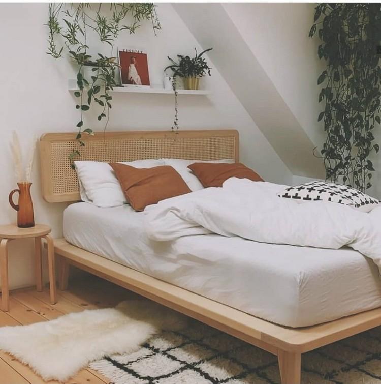 Modern Bohemian Bedroom (29)